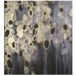 Bubbly Reflection Abstract Wall Art
