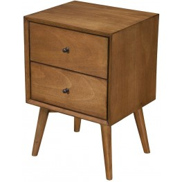 Flynn Acorn 2 Drawer Nightstand