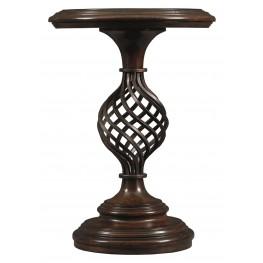 Costa Del Sol Dark Woodtone Gaiola Fortuna Table