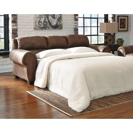 Burnsville Espresso Queen Sofa Sleeper