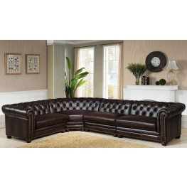 Kennedy Brown Sectional