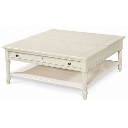 Summer Hill Cotton Lift Top Cocktail Table