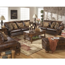 antique living room set. Chaling DuraBlend Antique Living Room Set Sets  Coleman Furniture