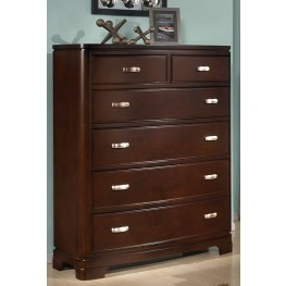 Park City Merlot Drawer Chest