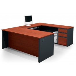 Prestige Plus U-Shaped Workstation Kit