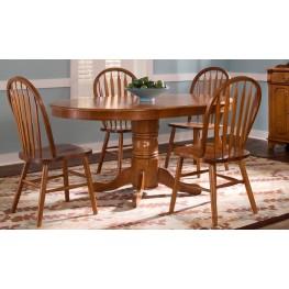 Nostalgia Oval Dining Room Set