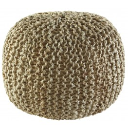 Dilip Natural Pouf