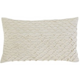 Stitched Beige Pillow Set of 4
