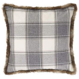 Smythe Gray Pillow Set of 4