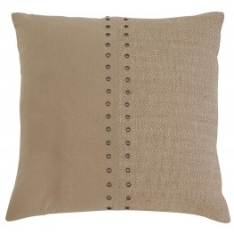Textured Natural Pillow Set of 4