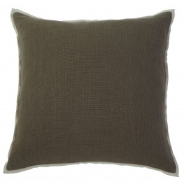 Solid Gray Pillow Cover Set of 4