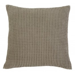 Patterned Brown Pillow Cover Set of 4