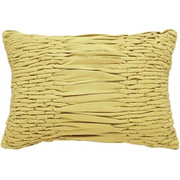 Nellie Yellow Pillow Set of 4