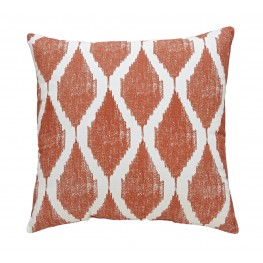 Bruce Orange Pillow Set of 4