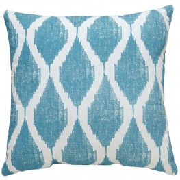 Bruce Turquoise Pillow Set of 4