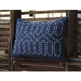Simsboro Navy Pillow Set of 4