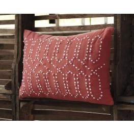 Simsboro Coral Pillow Set of 4