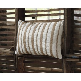 Zackery Natural Pillow Set of 4