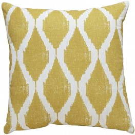Bruce Yellow Pillow Set of 4