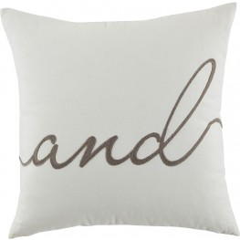 And White Pillow Set of 4