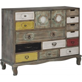 Ponder Ridge Multi Accent Cabinet
