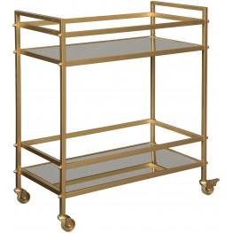 Kailman Gold Bar Cart ...