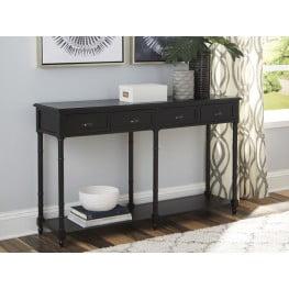 Super Eirdale Black Console Sofa Table Download Free Architecture Designs Scobabritishbridgeorg