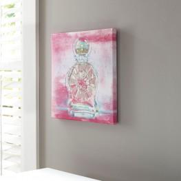 Beula Pink Wall Art