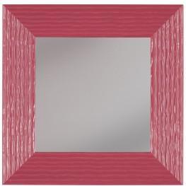 Odelyn Fuchsia Accent Mirror