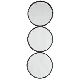 Ohanko Black Accent Mirror
