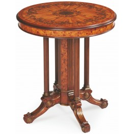 Lexington Round Accent Table