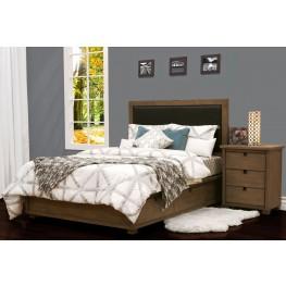 Allegro Woodstone Panel Bedroom Set