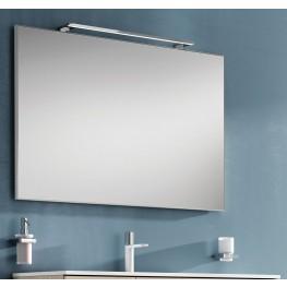 Aluglass 120 Aluminium Frame Mirror