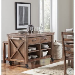 Kitchen Island Sets - Coleman Furniture