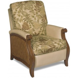 Windward Cherry Recliner