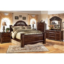 Gabriela Poster Bedroom Set