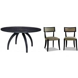 Atherton Onyx Dining Room Set