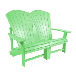 Generations Lime Green Addy Loveseat