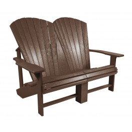 Generations Chocolate Addy Loveseat