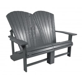 Generations Slate Addy Loveseat