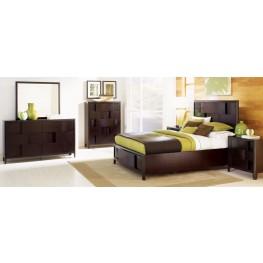 Nova Storage Bedroom Set