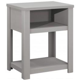 Javarin Gray Night Table