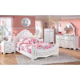 Exquisite Youth Poster Bedroom Set