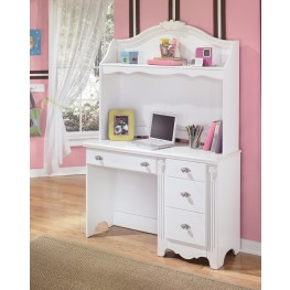 Exquisite Bedroom Desk With Hutch