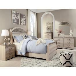 Catalina Sleigh Bedroom Set