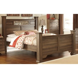 Allymore Queen Poster Bed