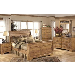 Bittersweet Sleigh Bedroom Set