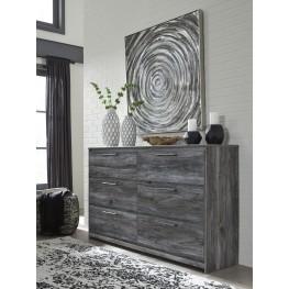Baystorm Gray Dresser