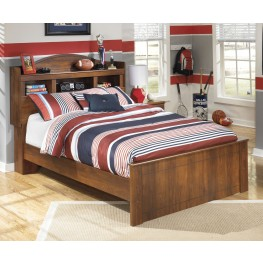 Barchan Full Bookcase Bed