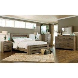 Zelen Poster Bedroom Set